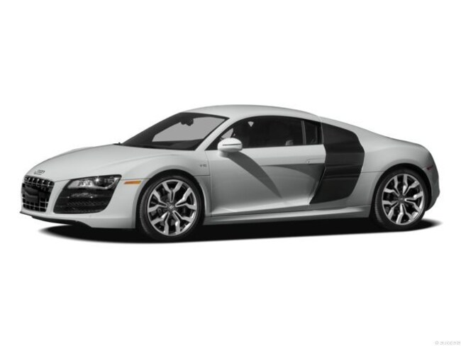 Pre-Owned 2012 Audi R8 5.2 Coupe For Sale in Fort Lauderdale, FL
