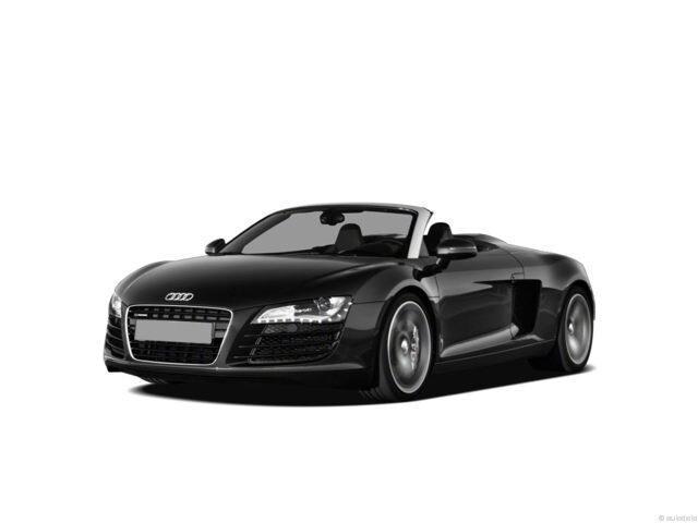 2012 Audi R8 4.2L Spyder