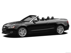 Used 2012 Audi A5 2.0T Premium Convertible