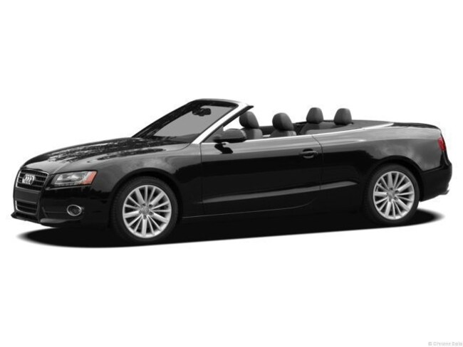 Used 2012 Audi A5 2.0T Cabriolet in Cleveland OH