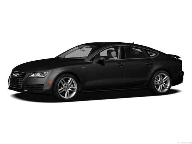 Used 2012 Audi A7 4dr HB Quattro 3.0 Premium Plus Car Concord, CA