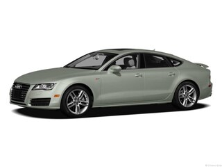 2012 Audi A7 Premium Plus Quattro w/ Navigation Sedan