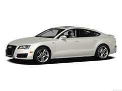 Used 2012 Audi A7 Premium Quattro Hatchback For Sale In Solon, Ohio