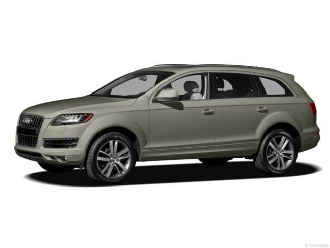 2012 Audi Q7 3.0L TDI Premium Plus SUV