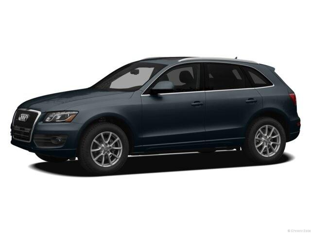 2012 Audi Q5 2.0T Premium Plus quattro  2.0T Premium Plus