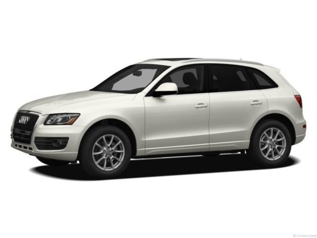 Used 2012 Audi Q5 3.2 Premium Plus SUV for sale in Wheeling, WV near St. Clairsville OH