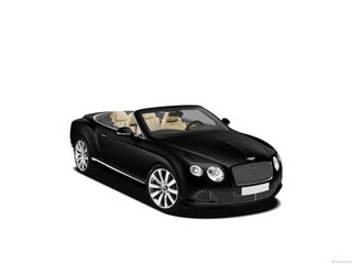 Pre-Owned 2012 Bentley Continental GTC Convertible M10841 near Boston