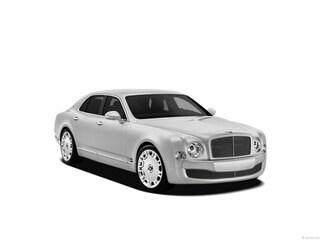 2012 Bentley Mulsanne Sedan