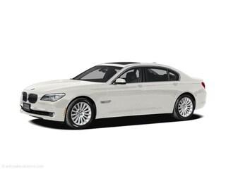 2012 BMW 750i Sedan