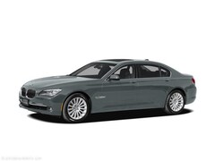 Used 2012 BMW 750i xDrive Sedan in Doylestown, PA