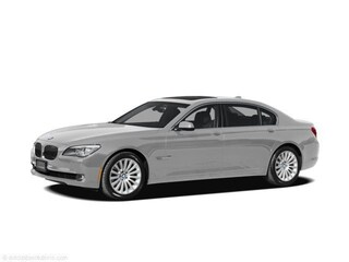 2012 BMW 750LI Alpina B7 XDRIVE Sedan