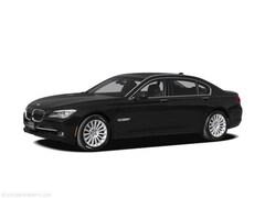 All used vehicles 2012 BMW 750Li xDrive Sedan for sale near you in Stafford, VA
