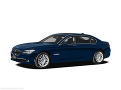2012 BMW 750Li xDrive Sedan Used Car for sale in Danbury, CT