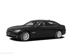 2012 BMW 750Li xDrive Sedan