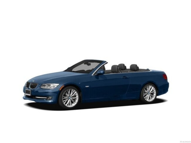 Used 2012 BMW 328i Convertible Near Manchester NH