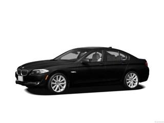 Used 2012 BMW 5 Series 528i Sedan