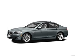 Used 2012 BMW 5 Series 528i Sedan in Houston