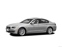 2012 BMW 528i xDrive 528i xDrive Sedan