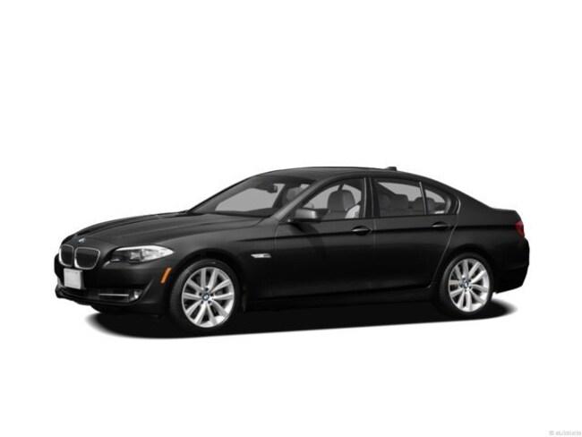 2012 BMW 5 Series 528i Xdrive Sedan