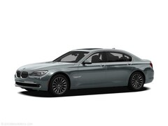 Used 2012 BMW 7 Series 740Li Sedan for sale in Charlotte, NC
