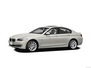 Used 2012 BMW 535i Sedan TCC811633 in Fort Myers