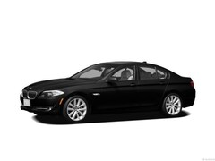 2012 BMW 5 Series 535i xDrive Sedan