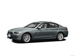 2012 BMW 535i xDrive 4dr Sdn 535i xDrive AWD Car