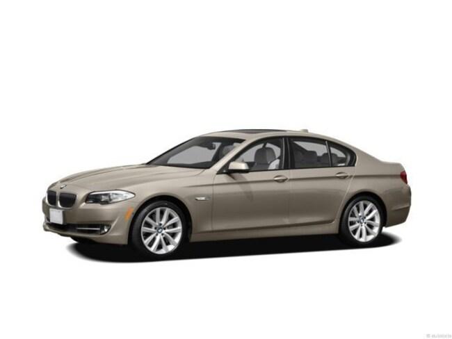 2012 BMW 535i xDrive Sedan
