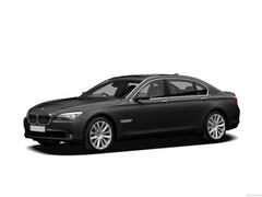 2012 BMW 7 Series 760Li 4D Sedan Sedan