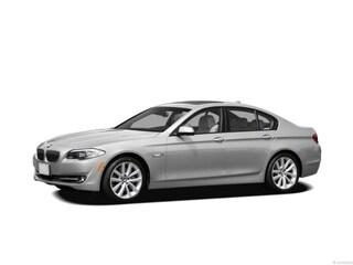2012 BMW 550i Sedan