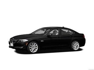 2012 BMW 550i 550i Sedan