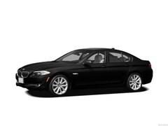 2012 BMW 5 Series 550i xDrive Sedan