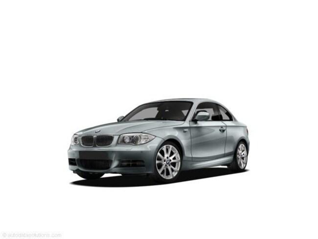 2012 BMW 135i Coupe
