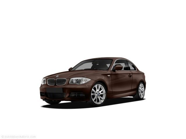 2012 BMW 135i Coupe Coupe