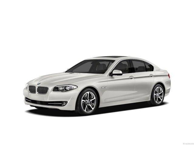 2012 BMW ActiveHybrid 5 Base Sedan