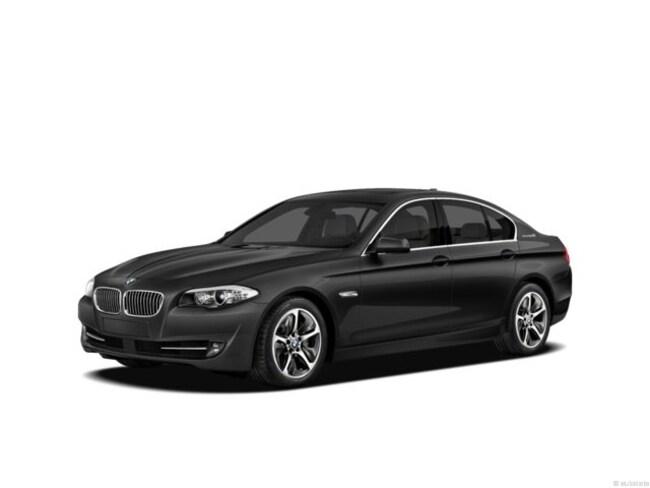 2012 BMW 5 Series Activehybrid 5 Sedan