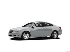 2012 Buick Regal Premium II Sedan