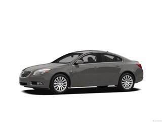 2012 Buick Regal Premium Sedan