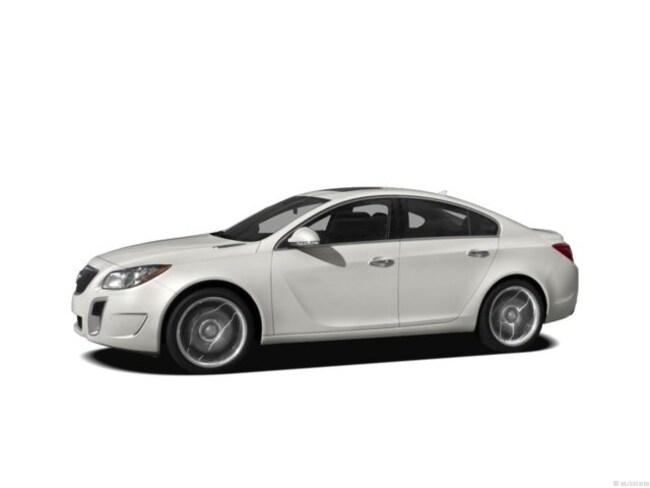 2012 Buick Regal Turbo - Premium Sedan