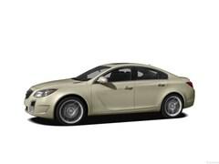 2012 Buick Regal GS Sedan