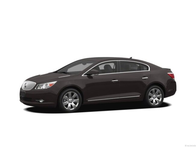 2012 Buick LaCrosse Sedan
