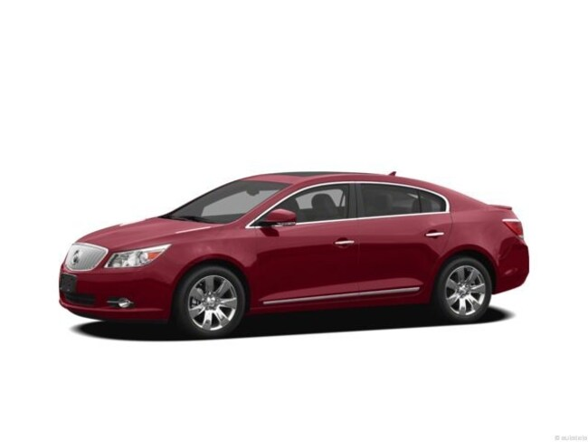 2012 Buick LaCrosse Leather Car