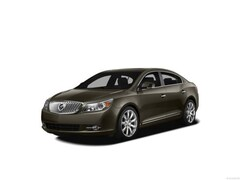 2012 Buick Lacrosse Leather Group Sedan L2814A