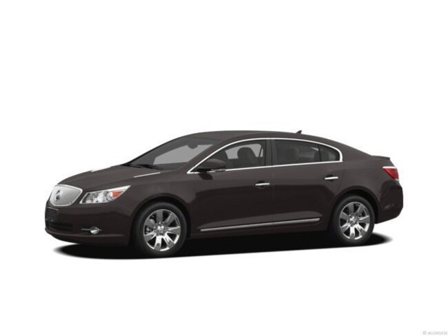 2012 Buick LaCrosse Sedan for sale at Terry Auto Group