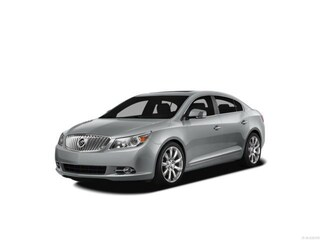 2012 Buick LaCrosse Convenience Group Sedan