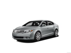 Used 2012 Buick LaCrosse Premium Sedan