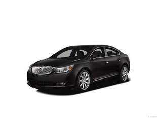 2012 Buick LaCrosse Premium II Group Sedan