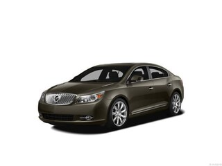 2012 Buick Lacrosse Premium 2 Group Sedan