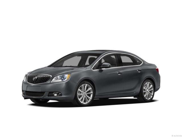 2012 Buick Verano Base Sedan