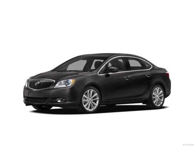 2012 Buick Verano Leather Group Sedan